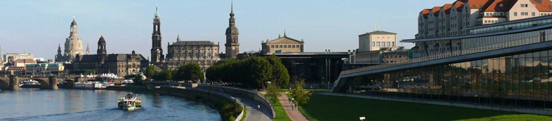 Internationales Congress Center Dresden - Außenansicht