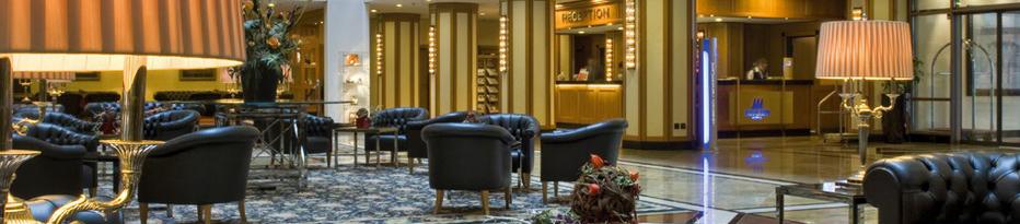 Maritim Hotel Dresden - Lobby